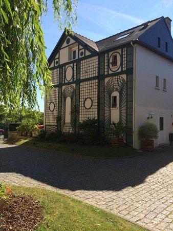Maison Tirel-Guerin : Rooms