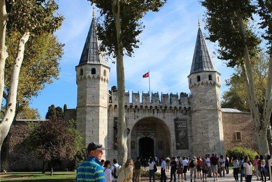 Topkapi Palace: Fairy Tale Entrance