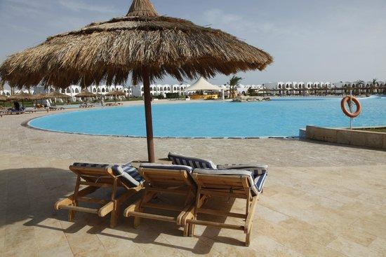 Gorgonia Beach Resort : Poolen