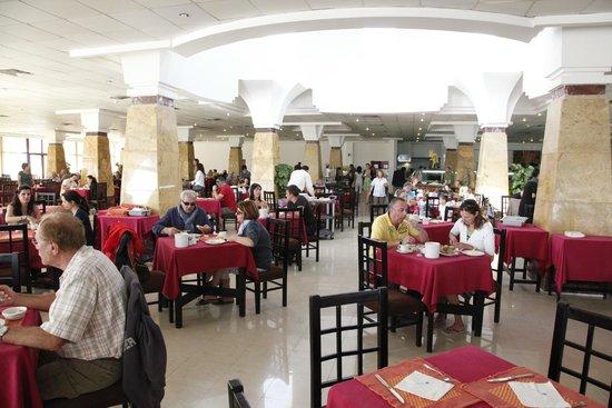 Gorgonia Beach Resort : Restaurangen