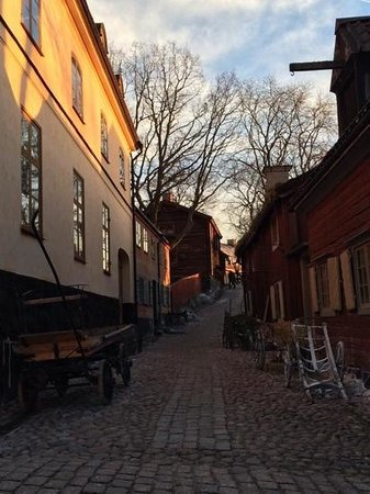 Museo al aire libre Skansen: skansen
