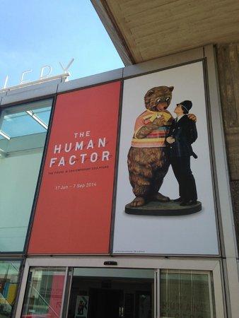 Hayward Gallery: Exhibition Poster