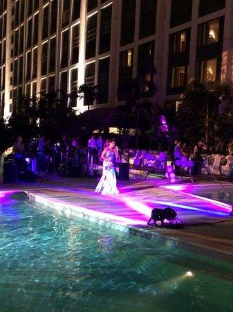 Sheraton Grand Macao Hotel, Cotai Central: the venue