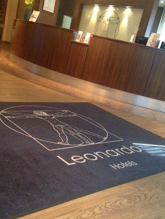 Leonardo Royal Hotel Baden-Baden: холл