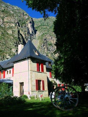Chateau hotel de la Muzelle : la Tour