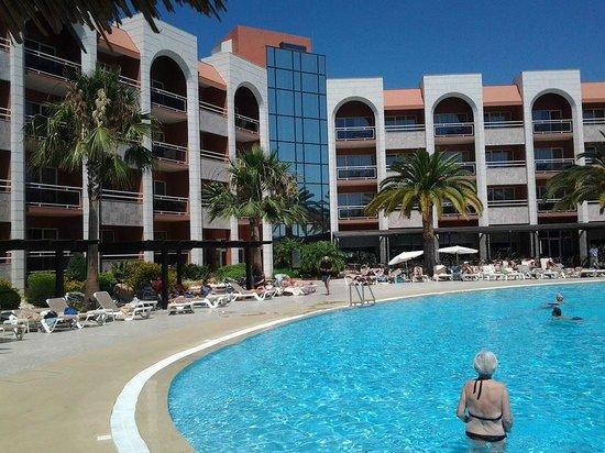 Falesia Hotel: Pool