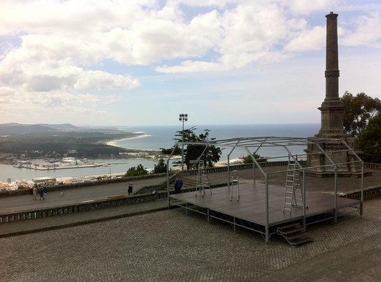 Santuario de Santa Luzia: viana