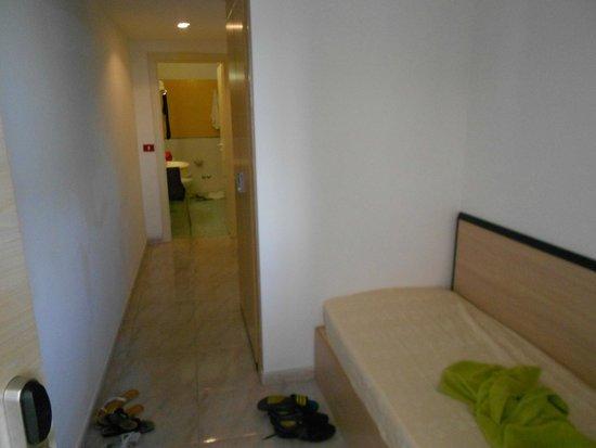 Hotel Scoglio della Galea: Vorraum
