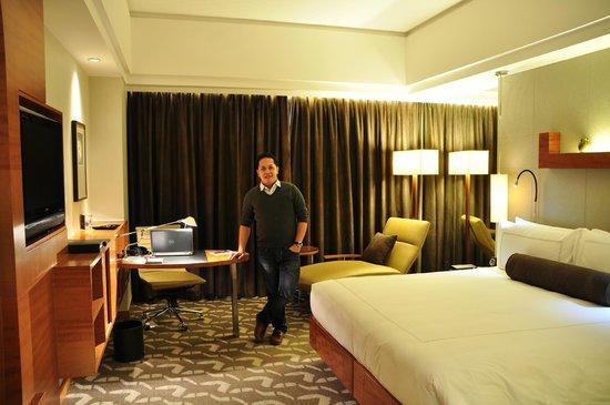 Swissotel Grand Shanghai: room view