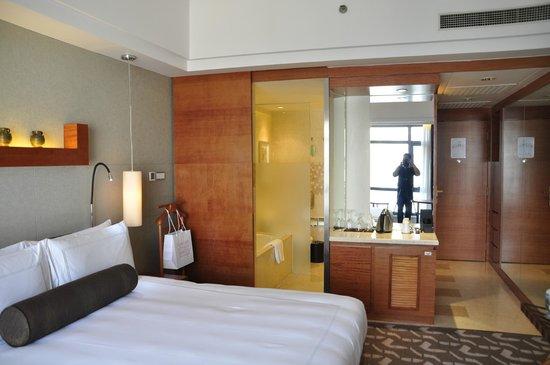 Swissotel Grand Shanghai: room view 2