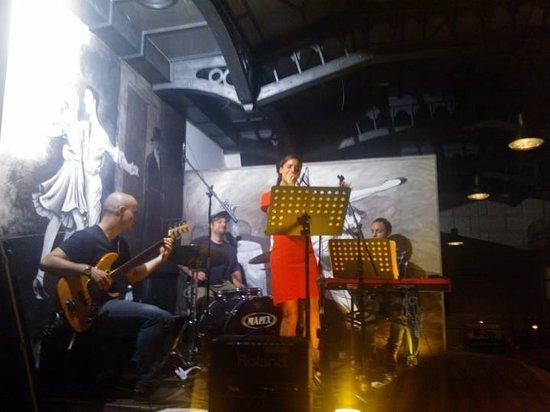 New Station : la musica dal vivo