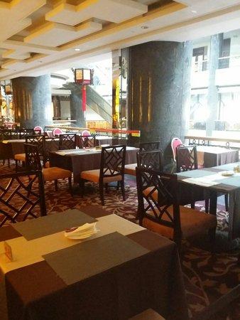 New Century Hotel: Restaurant