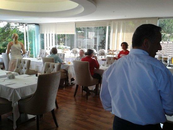 Ottoman Hotel Imperial : Breakfast restaurant