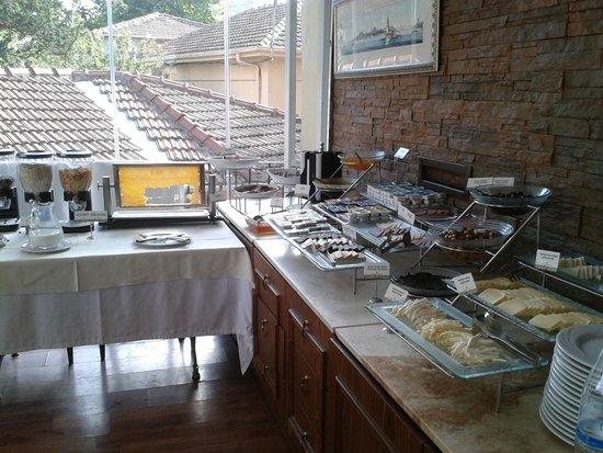 Ottoman Hotel Imperial: Breakfast restaurant