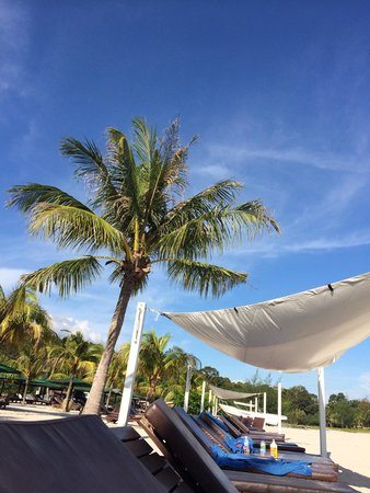 Berjaya Langkawi Resort - Malaysia: На пляже