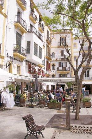 Nereida Aparthotel: IBIZA OLD TOWN
