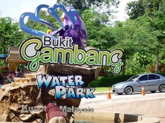 Bukit Gambang Resort City- Water Park: Gambang Waterpark