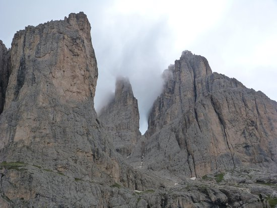 Gruppo Dolomitico Sciliar-Catinaccio, Latemar - UNESCO: Le torri del Vajolet