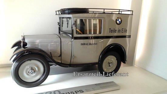BMW-Museum: Eilzustellung