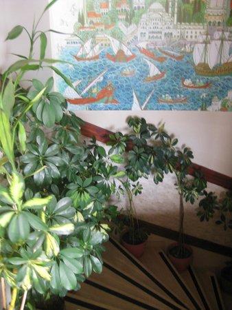 Esans Hotel: Interior