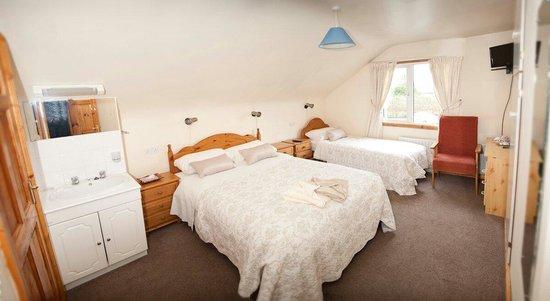 Tower Lodge B&B: Bedroom