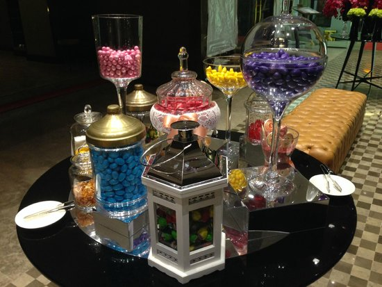 Sura Hagia Sophia Hotel : Nice sweets to start a great day.
