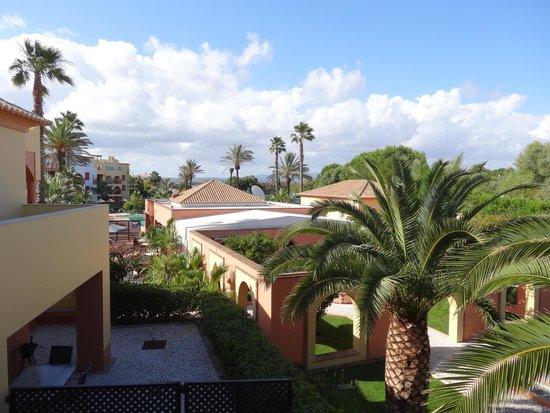 Jardim da Meia Praia: Balcon