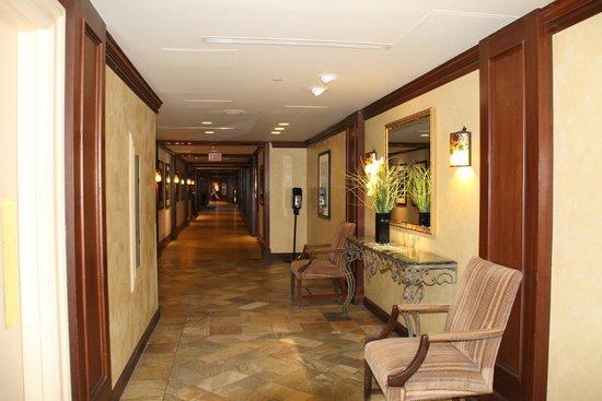 Rimrock Resort Hotel: hallway