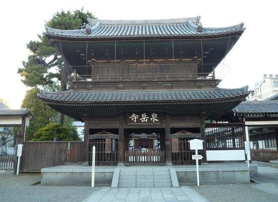 Sengaku-ji Temple: 泉岳寺