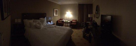 London Heathrow Marriott Hotel: Habitación