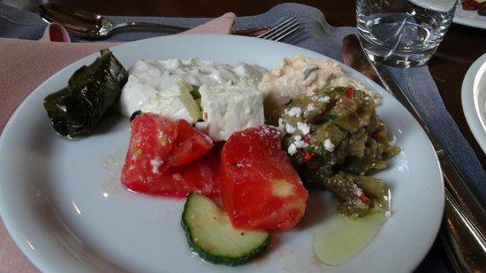 Sheraton Rhodes Resort: Dinner