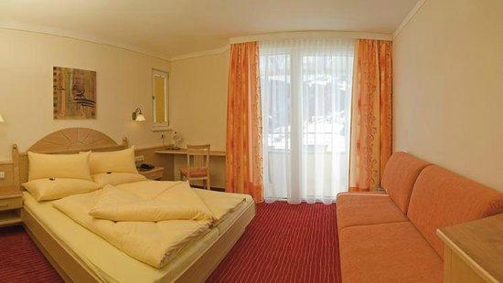 Hotel Montana: Zimmer