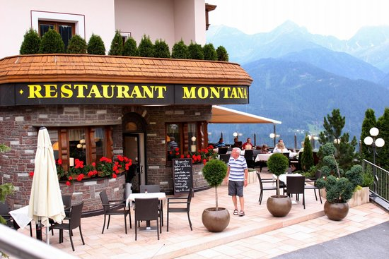 Hotel Montana: Aussenansicht