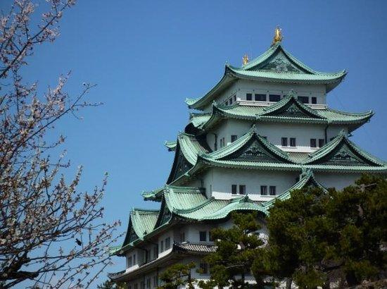 Nagoya Castle : 名古屋城