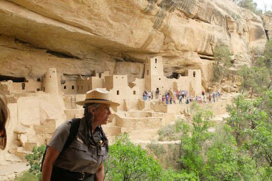 Cliff Palace : Ranger's Tour