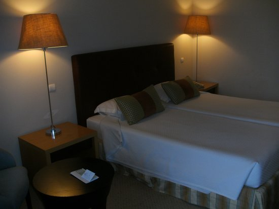 Royal Garden Hotel : Zimmer 3. Etage