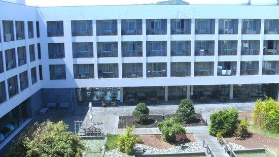 Azoris Royal Garden Hotel: Blick vom Balkon