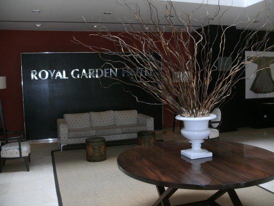 Azoris Royal Garden Hotel: Lobby