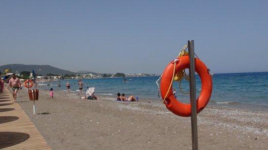 Sheraton Rhodes Resort: Sheraton beach