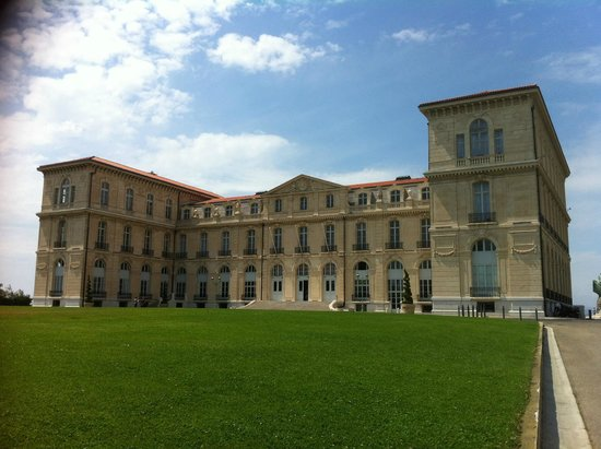 Palais du Pharo : Le palais