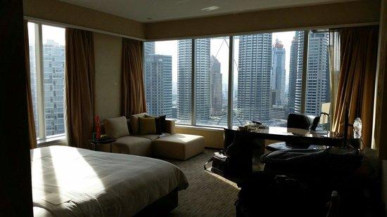 Traders Hotel, Kuala Lumpur : Traders corner suite