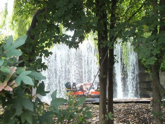 Europa-Park: Сплав по реке