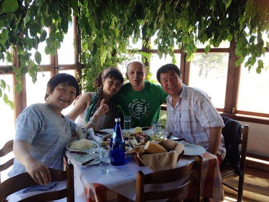 Simos Taverna: Nice memory