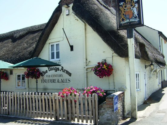 The Kings Arms: Exterior