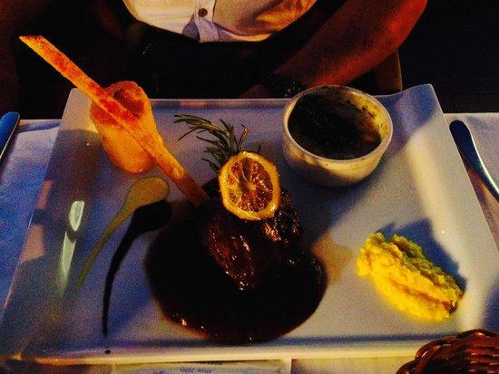 Aphrodite Restaurant: Pepperbiff