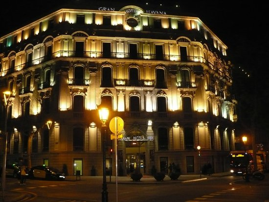 Silken Gran Hotel Havana: Dış görünüm 2