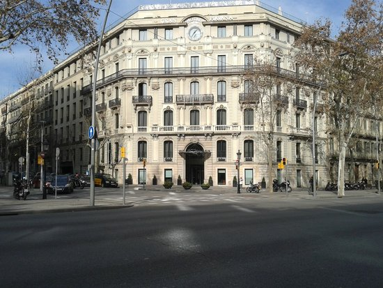 Silken Gran Hotel Havana: Dış görünüm 1