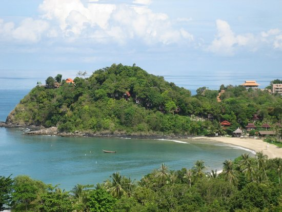 Pimalai Resort and Spa: view from the villa