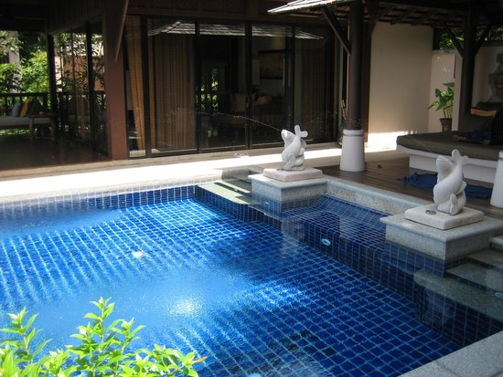 Pimalai Resort and Spa: private pool