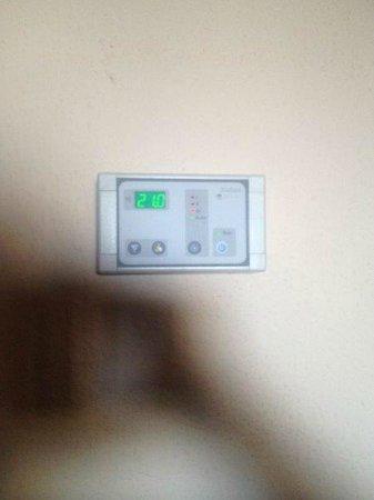 Hotel Helios Mallorca: Control de clima (bueno)
